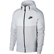 Nike Men's Sportswear Advance 15 Full Zip Hoodie