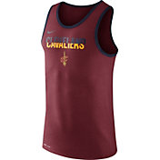 Nike Men's Cleveland Cavaliers Dri-FIT Burgundy Tank Top