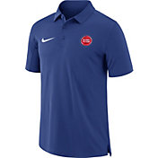 Nike Men's Detroit Pistons Dri-FIT Royal Core Polo