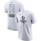 Jordan Men's 2018 NBA All-Star Game James Harden Dri-FIT White T-Shirt