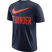 Nike Men's Oklahoma City Thunder Dri-FIT Legend Navy T-Shirt