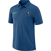 Nike Men's Minnesota Timberwolves Dri-FIT Blue Core Polo