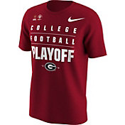Nike Men's Georgia Bulldogs 2018 Rose Bowl Game Bound Verbiage T-Shirt