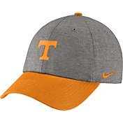 Nike Men's Tennessee Volunteers Grey/Tennessee Orange Heritage86 Heather Adjustable Hat