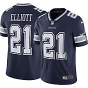 Nike Men's Home Limited Jersey Dallas Cowboys Ezekiel Elliott #21