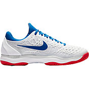 Nike Men's Zoom Cage 3 Tennis Shoes