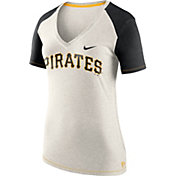 Nike Women's Pittsburgh Pirates Fan V-Neck Shirt