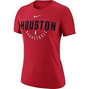 Nike Women's Houston Rockets Dri-FIT Red Practice T-Shirt