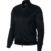Nike Women's AeroLayer Bomber Golf Jacket