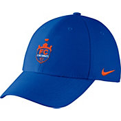 Nike Youth FC Cincinnati Crest Structured Royal Flex Hat