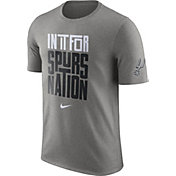 "Nike Youth San Antonio Spurs Dri-FIT ""In It For Spurs Nation"" Grey T-Shirt"
