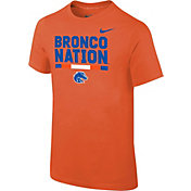 Nike Youth Boise State Broncos Orange Local Verbiage T-Shirt