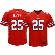 Nike Youth Color Rush 2017 Game Jersey Buffalo Bills LeSean McCoy #25