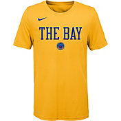 Nike Youth Golden State Warriors Dri-FIT City Edition Logo T-Shirt