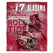 Northwest 2017 National Champions Alabama Crimson Tide Silk Touch Throw