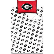 Northwest Georgia Bulldogs Twin Sheet Set