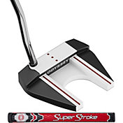 Odyssey O-Works #7 Putter - Super Stroke Pistol GT Tour Counter Core Grip