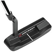 Odyssey O-Works Black #1 Tank Putter – SuperStroke Tank Grip