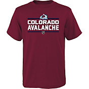 NHL Youth Colorado Avalanche Epitome Burgundy T-Shirt