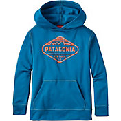 Patagonia Boys' Graphic PolyCycle Hoodie