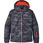 Patagonia Boys' Snowshot Insulated Jacket