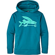 Patagonia Girls' Graphic PolyCycle Hoodie