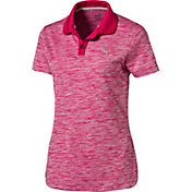 Puma Women's Tuck Stitch Golf Polo
