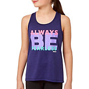 Reebok Girls' Performance Graphic Tank Top