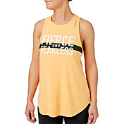 Reebok Women's Fierce and Fearless Graphic Tank Top