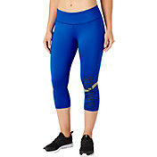 Reebok Women's Performance Strong Graphic Capris