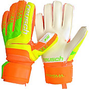 Reusch Adult Prisma SG Finger Support Soccer Goalkeeper Gloves