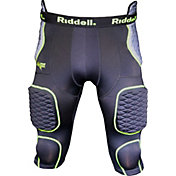 Riddell Adult Power Amp 7-Pad Compression Girdle