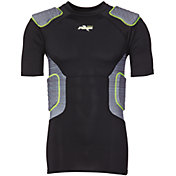 Riddell Youth Power Amp 5-Pad Compression Shirt