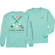 Simply Southern Women's Paddle Long Sleeve T-Shirt