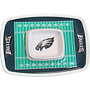 Philadelphia Eagles Chip and Dip Tray