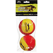 Slazenger Youth Foam Tennis Balls – 2 Ball Pack