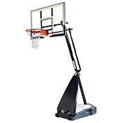 Spalding 60'' Acrylic Portable Ultimate Hybrid Backboard System