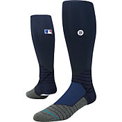 Stance MLB Diamond Pro On-Field Navy Tube Sock