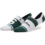 Stance Michigan State Spartans No Show Socks