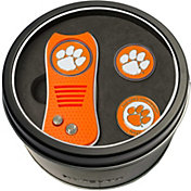 Team Golf Clemson Tigers Switchfix Divot Tool and Ball Markers Set