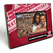 That's My Ticket 2017 National Champions Alabama Crimson Tide 4' x 6' Picture Frame
