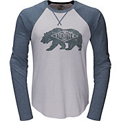 The North Face Men's Bearitage Raglan Long Sleeve Shirt