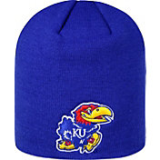 Top of the World Men's Kansas Jayhawks Blue TOW Classic Knit Beanie