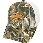 Top of the World Men's Kansas State Wildcats Realtree Xtra Yonder Adjustable Snapback Hat