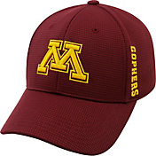 Top of the World Men's Minnesota Golden Gophers Maroon Booster Plus 1Fit Flex Hat