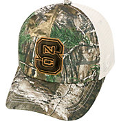 Top of the World Men's NC State Wolfpack Realtree Xtra Yonder Adjustable Snapback Hat