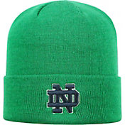 Top of the World Men's Notre Dame Fighting Irish Green Cuff Knit Beanie