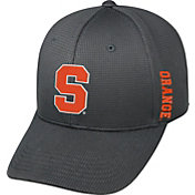 Top of the World Men's Syracuse Orange Charcoal Booster Plus 1Fit Flex Hat