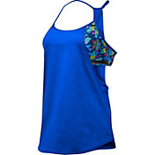 TYR Women's Edessa Shea 2-in-1 Swim Tank Top