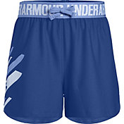 Under Armour Girls' Play Up Graphic Shorts